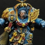 Marneus Calgar - Master of Ultramarines