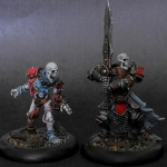 Warmachine skeletons