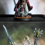 Nameless' works: Warhammer 40.000 Eldar