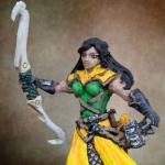 Elf Archer Lorielle