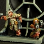 Tag Team [Hasslefree Miniatures]