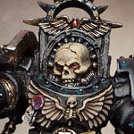 Terminator Chaplain