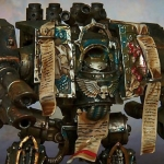 Dark Angels Venerable Dreadnought [Forge World]