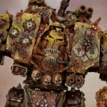 Forge World Nurgle Dreadnought