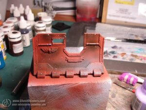 Rust and chipped paint - Tutorial