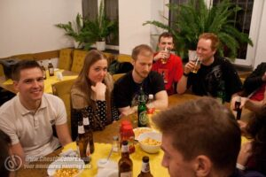 Photo: Hussar 2010 Report - Afterparty