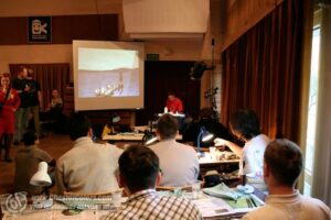 Photo: Hussar 2010 Report - Painting Classes
