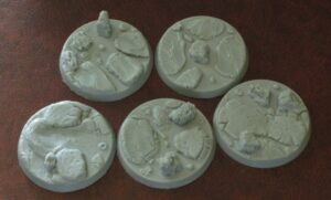 Photo: Dark Art Miniatures bases - Review