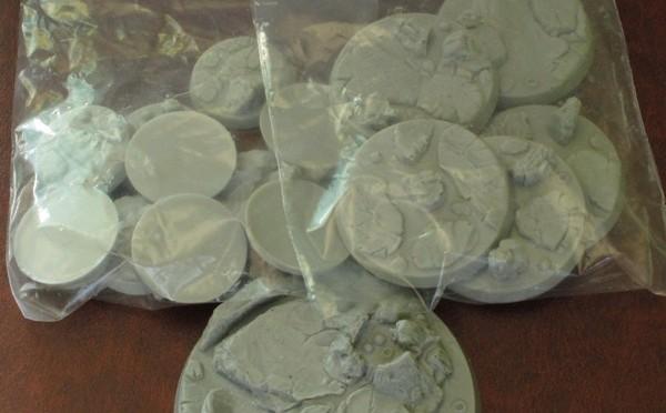 Dark Art Miniatures bases – Review