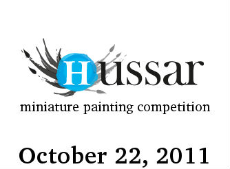 Husar 2011 - biggest miniature painting competition in Poland