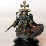 Photo: Hussar 2011 report - Bronze in Single Sci-Fi Model category