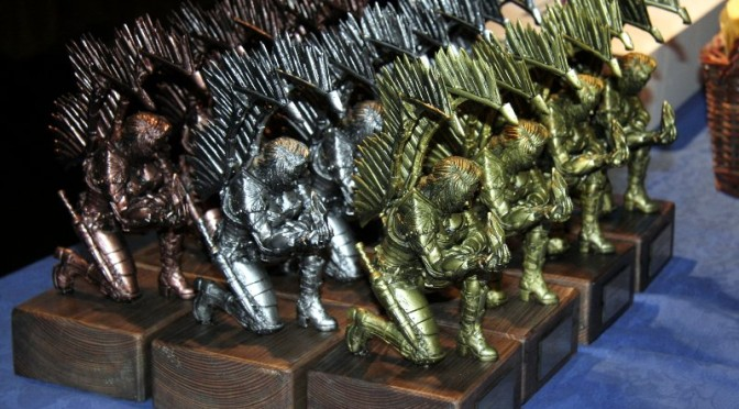 Hussar 2011 – Report from miniature painting contest
