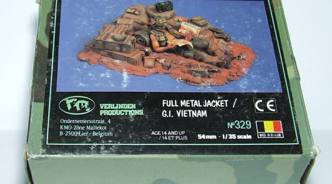 Photo: Full Metal Jacket from Verlinden Productions - Review