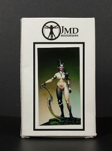 Photo: JMD MIniatures: Succube - review