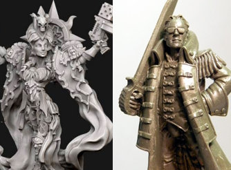 Digital sculpting vs. traditional sculpting