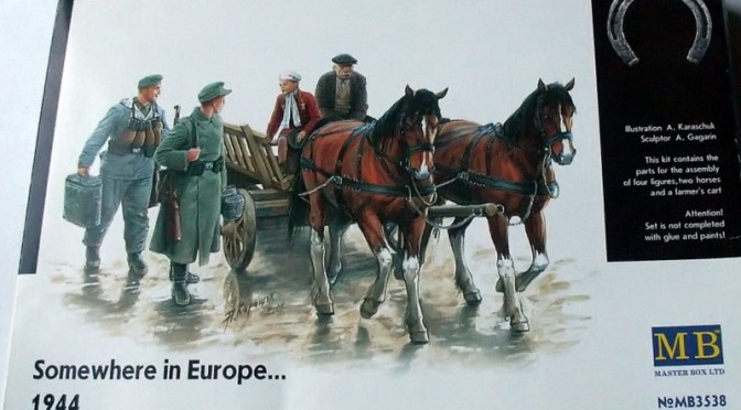 """""""Somewhere in Europe… 1944"""" – Review"""