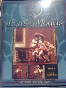 Photo: Romeo Models: Jean Bart - review