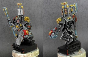Photo: Fast & easy NMM gold - Tutorial (7)