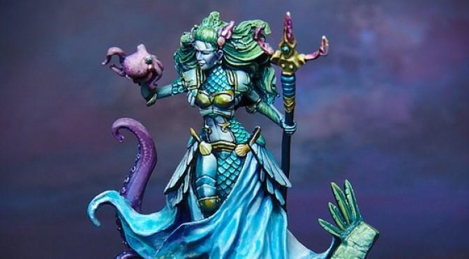 Marike, Guardian of the Sea – by Ańa