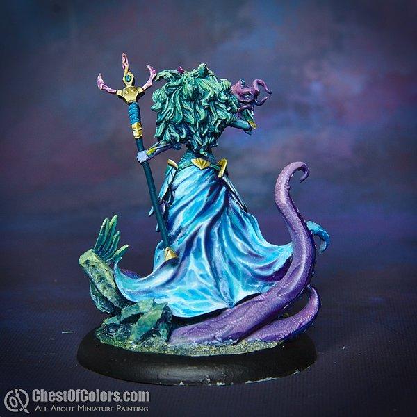 Marike, Guardian of the Sea