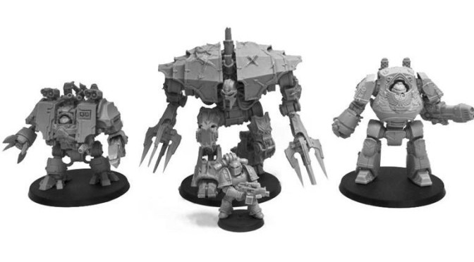 Forge World Chaos Decimator – Review