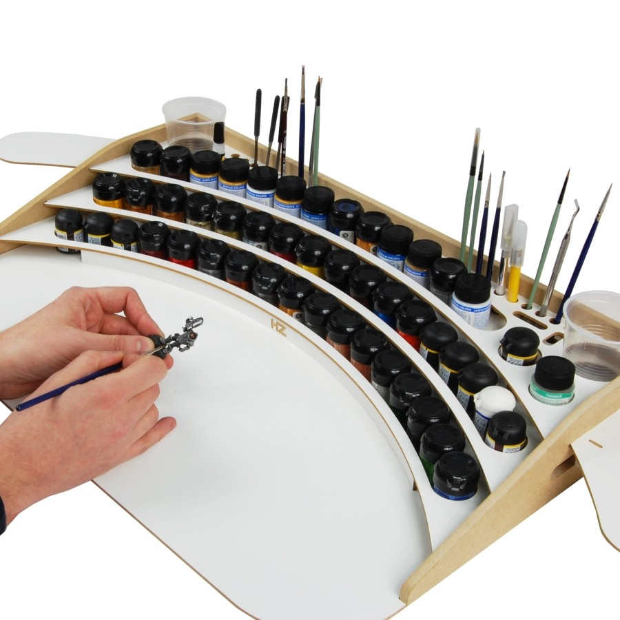 hobbyzone paint station review chest of colors
