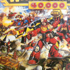Warhammer 40.000 25th Anniversary Space Marine model - review (6)