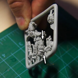 Warhammer 40.000 25th Anniversary Space Marine model - review (10)