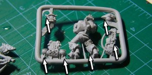 Warhammer 40.000 25th Anniversary Space Marine model - review (12)