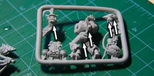 Warhammer 40.000 25th Anniversary Space Marine model - review (14)
