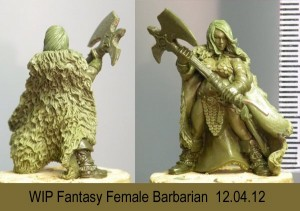 New releases: Hand-picked miniatures of March and April 2012 (2)