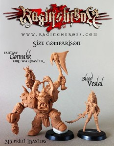 New releases: Hand-picked miniatures of March and April 2012 (13)