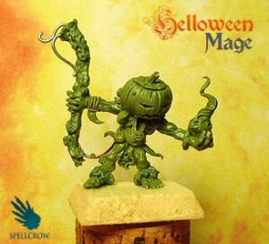 Spellcrow Helloween Mage and Mrokin review (1)