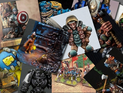 Miniature of the month: December 2011