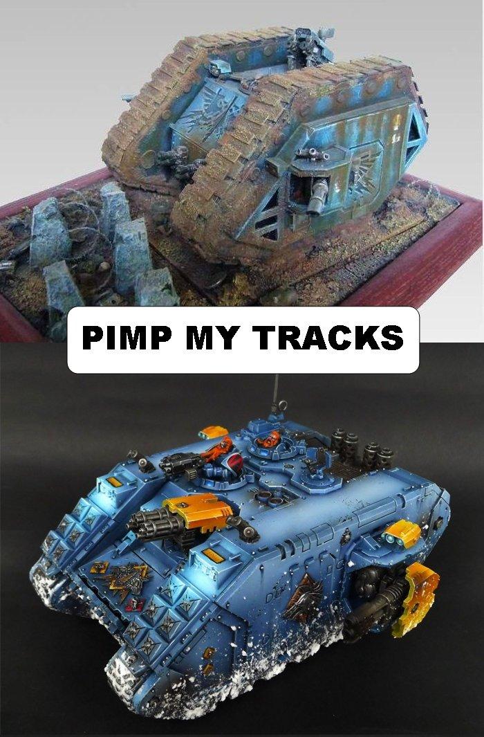 Pimp My Tracks