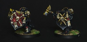 How to paint NMM gold - recipes (2)