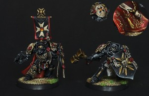 How to paint NMM gold - recipes (1)