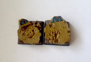 How to paint ruins bases - tutorial (12)