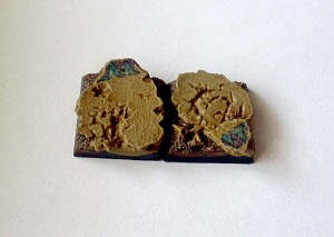 How to paint ruins bases - tutorial (13)