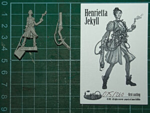 Infamy Miniatures: Sherlock Holmes review (12)