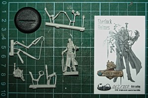 Infamy Miniatures: Sherlock Holmes review (4)