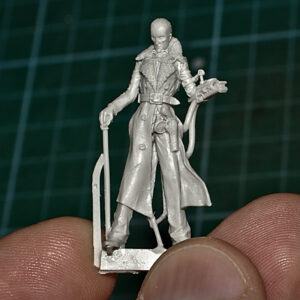 Infamy Miniatures: Sherlock Holmes review (8)
