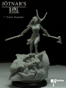 New releases - miniatures of Summer 2012 (1)