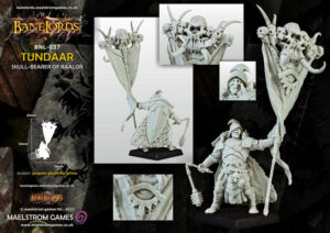 New releases - miniatures of Summer 2012 (3)