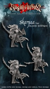 New releases - miniatures of Summer 2012 (9)