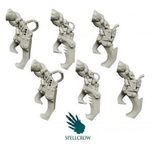 New releases - miniatures of Summer 2012 (13)