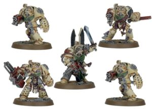 New releases - miniatures of Summer 2012 (20)