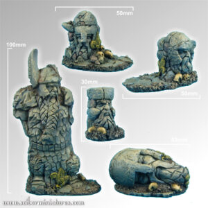 New releases - miniatures of Summer 2012 (30)