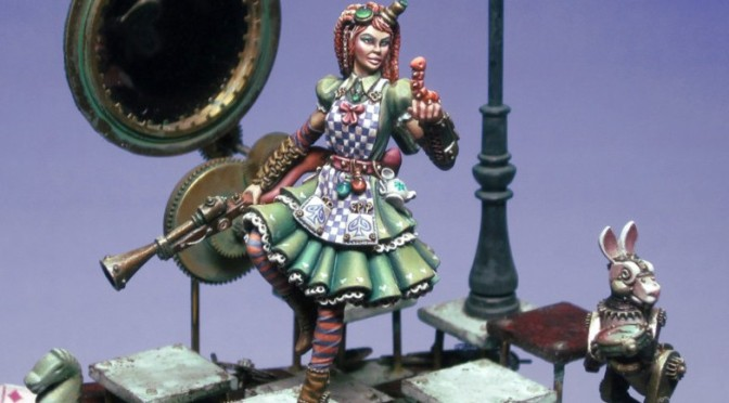 New releases: Hand-picked miniatures of summer 2012