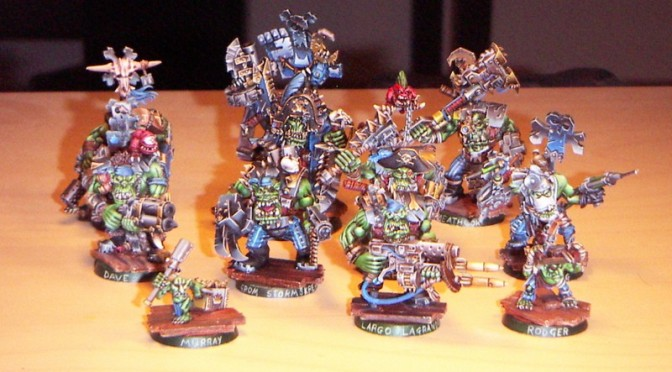 Tale of Gamers – Pirate Orks by Arctica